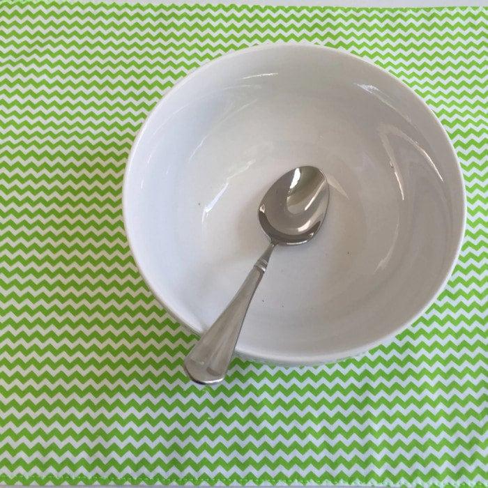 Table Mats Set Kitchen Table Mats Set of Table Mats End Table