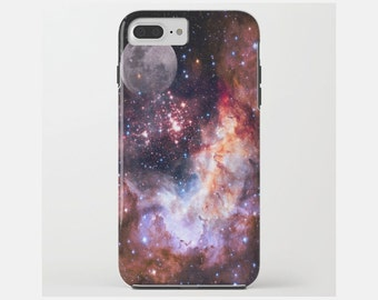 Device case for iPhone / Samsung Galaxy, iPhone 7 / 7s, iPhone 6 /6s, Samsung, Galaxy, Phone, Universe, Cosmos, Abstract, Sky, Nature, Stars