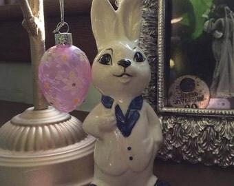 ceramic suited rabbit