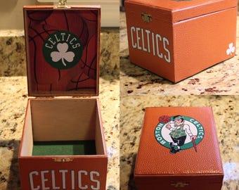 Boston Celtics Keepsake Box