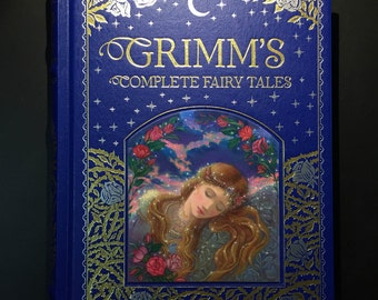Grimm's Complete Fairy Tales, Leather, Barnes & Noble Collectible Editions, Illustrated by Arthur Rackham