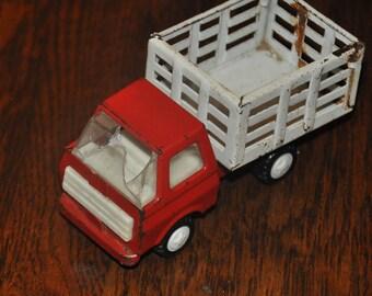 Vintage TONKA Truck W/ White Bed