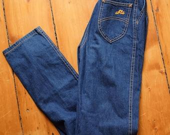 Vtg Jeans High Waist