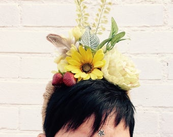 Floral crown ~ festival headdress