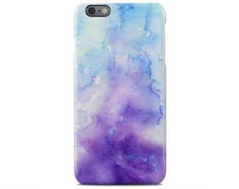Watercolor iPhone 5 Case, iPhone 5S Case, iPhone 5C Case, iPhone 5SE Case, iPhone SE Case, iPhone Case, iPhone Cover