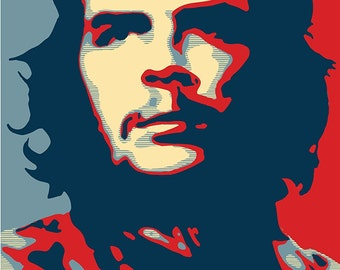 Che Guevara Poster Large A1