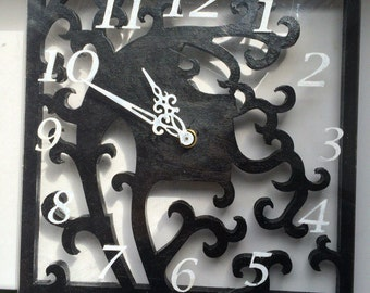 Wall Clock, wall watch