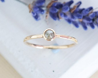 Solid Gold Ring, Gold Ring, Wedding Ring, Diamond Ring, Engagement Ring, Gold Stacking Ring, 9ct Gold Ring, Solitaire Ring, Engagement Ring