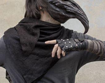Black Death Crow Mask