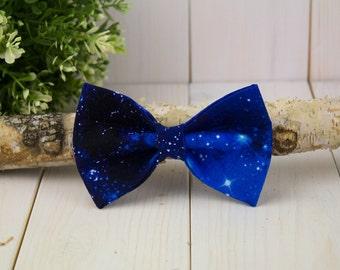 Galaxy Dog Bow-Tie // Pet Bow-Tie