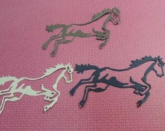 Horse Die Cuts, Western Die Cuts.