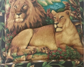 Lion Quillow