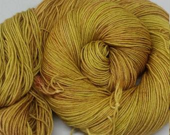 Honeycomb - Platinum Sock Yarn - Superwash Merino + Nylon - 75/25 - Ready to ship