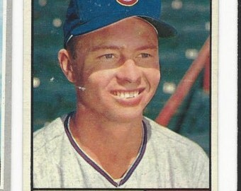 1961 Topps DON ELSTON Chicago CUBS Original Vintage card number 169 in very good condition