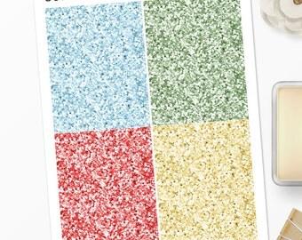 Planner Stickers Farm Sweet Farm Glitter Headers for Erin Condren, Happy Planner, Filofax, Scrapbooking