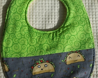 Hand Made Baby Bibs of Numerous Colors