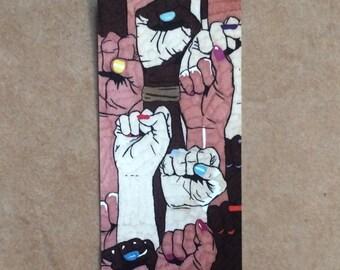 revolutionary ass bookmark