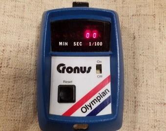 Cronus Olympian 1970s stopwatch