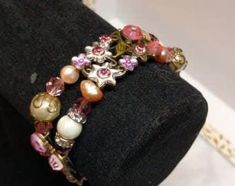 Pink/Purple Bracelet