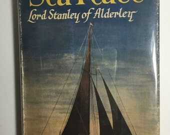 Sea Peace Lord Stanley of Alderley 1st Edition 1954