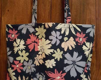 Tote Bag shopping bag gym bag book bag school bag art gallery fabric canvas tote Bag beach bag