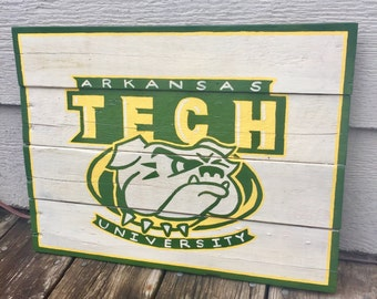 Sports Team Logo Pallet Sign