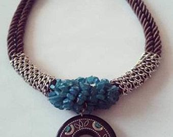 Handmade Boho Summer Necklace