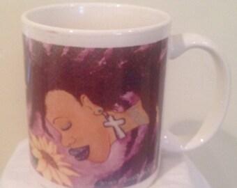 Sweet smell of... coffee mug