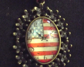 "Necklace ""America"""