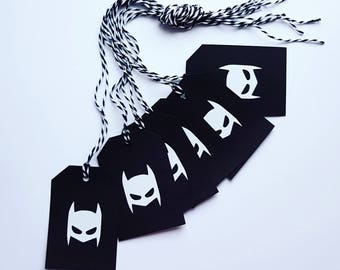 Tags. Superhero Party Decorations