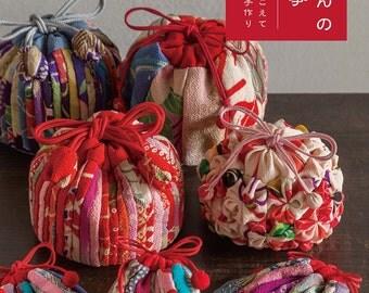 """Japanese Handicraft Book""""Chirimen's Needlework Small Handmade""""[4766129717]"""