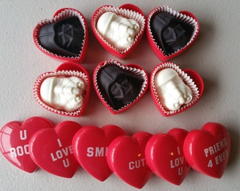 Star Wars Chocolate Hearts (Limited)
