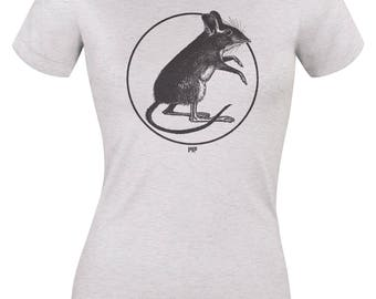 Shrew - Women's T Shirt - By Mythical Forces