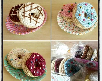 Donuts (custom flavours)