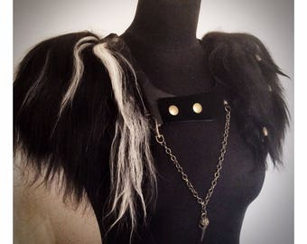 Vest - Raven black (example photo)