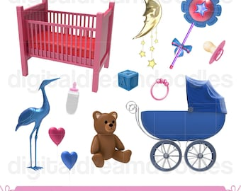 Pacifier clipart   Etsy