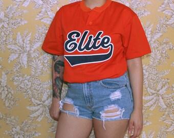 Elite Baseball Jersey