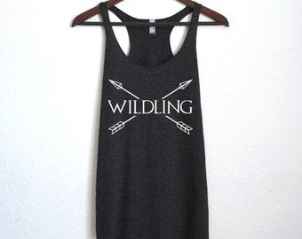 Wildling Tank Top - Game of Thrones Shirt