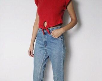 Vintage Levi's 631 Denim Jeans 26 | Levis 631 High Waist Denim Jeans | Levis Skinny Jeans | Light Blue Denim Jeans