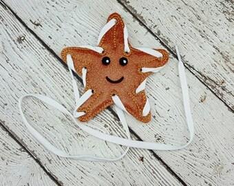 Starfish Lacing Card