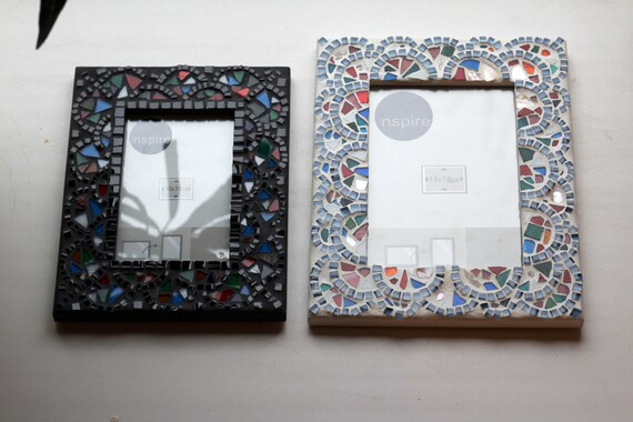 like this item - Mosaic Picture Frames