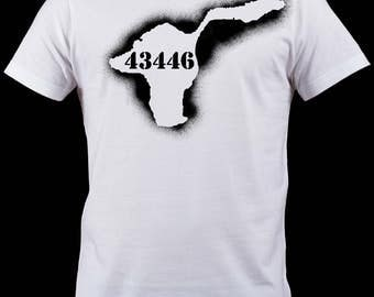 43446 Middle Bass Island, Ohio Sprayed Shirt