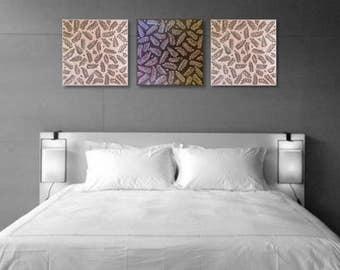 Wall Art Living Room 3 piece wall art | etsy