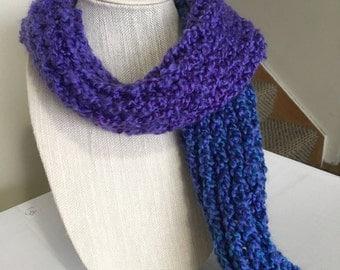 Galaxy Knit Scarf