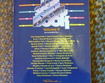 The Song Book Volume II, Top Contemporary Christian Songs|Published 1982, Myrrh Music, WORD Music, Christian Praise & Worship, Vocal, Piano