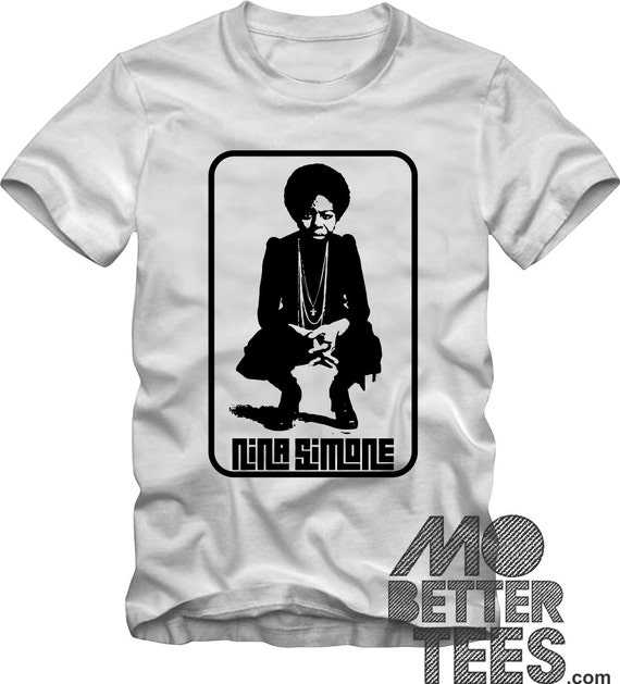Nina Simone T-Shirt Choose from 8 colorways