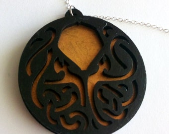 Cthulhu Necklace or Keychain