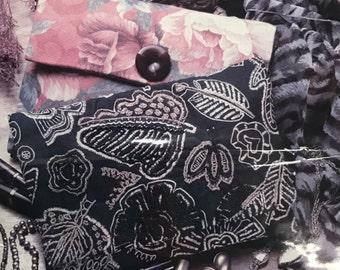 "Clutch bag pattern ""Frannie's Favorite"""
