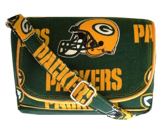 Green Bay Packers Purse / NFL Game Day Bag