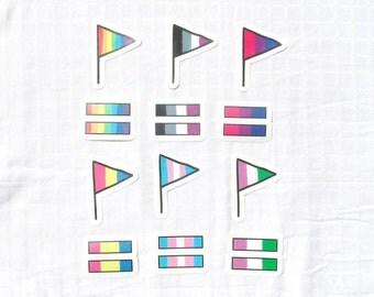 LGBTQ+ Sticker Packs